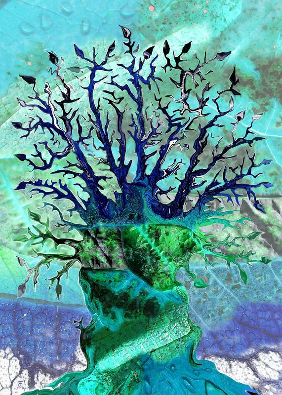 Tree of Life, limited edition print