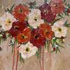 22.02.32, Acrylic on Canvas, 70x50cm