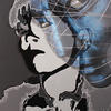 'Escapism' (78x62cm framed) Mixed Media (Janet Cawthorne)