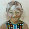 Self portrait aged 5