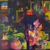 Season - Mellow fruit acrylic painting Petra Geggie