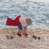 Peloponnese Conversations - Picking up Pebbles 1 figure