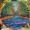 Rothamsted Park Harpenden Circle Landscape Series