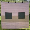 Agnes Quilt - Linen & cotton (100 Hours Textile Design)