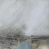 mixed media on gesso panel