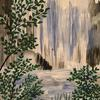 Waterfall in Acrylic