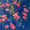 Carmen's Roses Part III, Acrylic on Canvas, 50x70cm