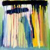 Abstract oil painting SOLD