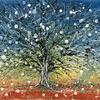 Bubble Tree - Watercolour