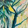 Peace Tree - Watercolour on Arches Paper (76cm L x 57cm W) £210
