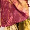 Eco Dyed Cotton Scarves
