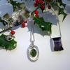 A selection of my pieces with a hint of Christmas