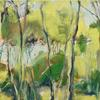Summer Green, 40x30cm