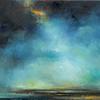 A Dance with Light. Acrylic on Canvas. Landscape