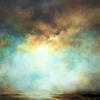 A Scattering of Light. Acrylic on Canvas. Destinations. Let There be Light
