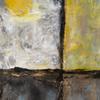 Abstract sunset: acrylics on canvas, 80x60cm £90