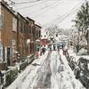 Albert Street towards Holywell Hill