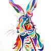 Jack Rabbit • Sold at Ayot St Lawrence Art Show 2017