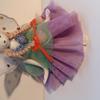Porcelain fairy doll.