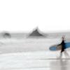 Atlantic Ocean Surfer