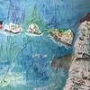 Isle of Wight acrylics mixed media - Destinations