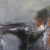 Beneath The Surface mixed media 40 x 43 cms. On canvas framed. £200