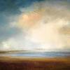 Big Cloud. Digital Painting. Destinations