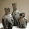 Black & White Texture Bottles