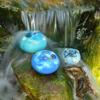 blue meteorites