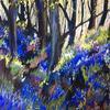 """BLUEBELL CARPET   pastel"
