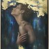 Breathe. Oil on canvas. Framed