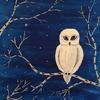 Wise Snowy Owl