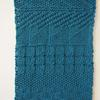 Checks and diagonals sampler, wool, 21x36 cm, £95