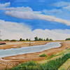 The River Cherwell, Maldon