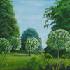 I spent many years painting at Childwickbury, it is beautiful
