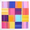"Christine Calow - ""Indian Squares No.1"" Silkscreen Print"