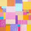 """Christine Calow - """"Indian Yellow Collage No.1"""" Printed and collaged paper"""