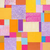 """Christine Calow - """"Indian Yellow collage No.2"""" Printed and collaged paper"""