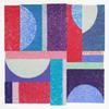 "Christine Calow - ""Menites"" Hand pulled silkscreen print"