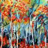 Autumn forest - 40x50cm prints £25