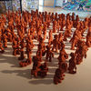 Diversity Squared, a community in clay