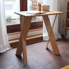 'Rise' standing desk / dressing table. Made to measure.