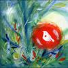 Early Bird - acrylic by Sue Wookey