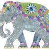 Elephant - Mosaic