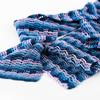 """Morning Glory"" Waterfall Scarf"