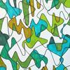 'Endless Paths' Marker pen on Khadi paper