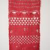 Eyelet sampler, Linen, 28x58 cm, £160