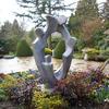 'Family Circle ll' Garden Sculpture by John Brown