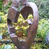 'Family Circle lll' Garden Sculpture by John Brown