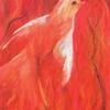 Firebird /  Oil on canvas